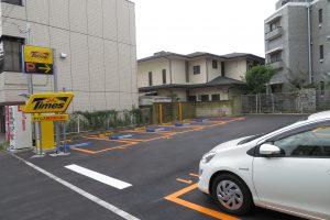 美容室 ヘアサロン 藤沢 美容院 駐車場 マップ 提携駐車場