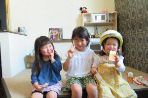 美容室 ヘアサロン 藤沢 美容院 キッス キッズカット キッズルーム