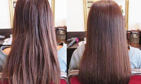 美容室 ヘアサロン 藤沢 美容院 ヘア ヘアスタイル ロングヘア ストレート つや さらさら