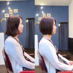 美容室 ヘアサロン 藤沢 美容院 施術事例 ビフォーアフター