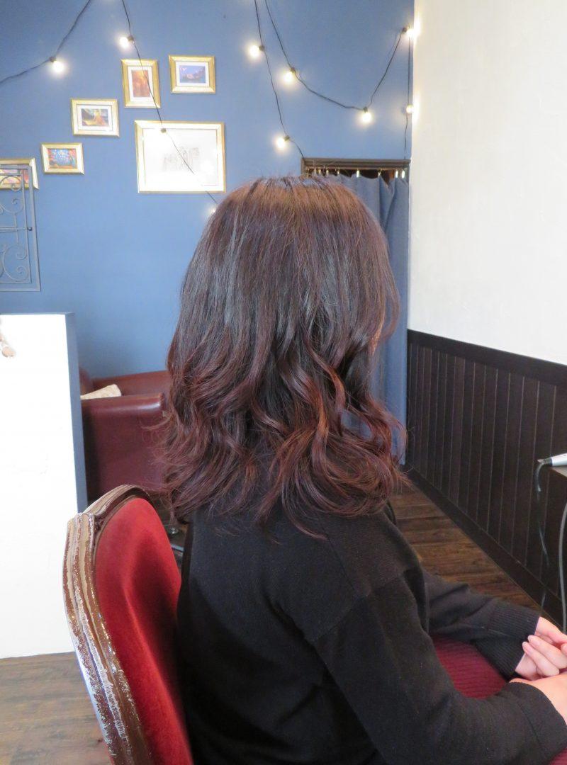 美容院 カット 美容室 ヘアサロン 藤沢 美容院 施術事例 ヘアスタイル ビフォーアフター カラー
