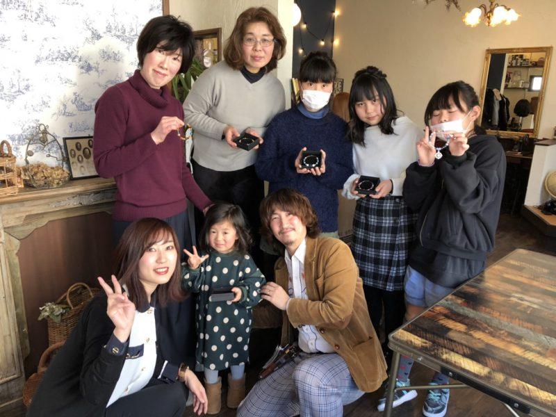 藤沢 美容院 美容室 ヘアサロン お知らせ アクセサリー ワークショップ ヘアアレンジ