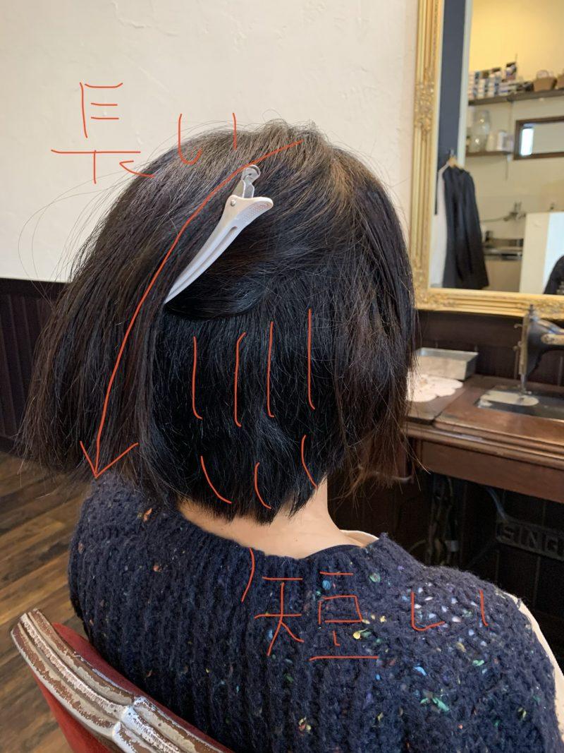 美容院 カット 美容室 ヘアサロン 藤沢 美容院 施術事例 ヘアスタイル ビフォーアフター  ショートヘア 施術事例 ショートボブ くせ毛