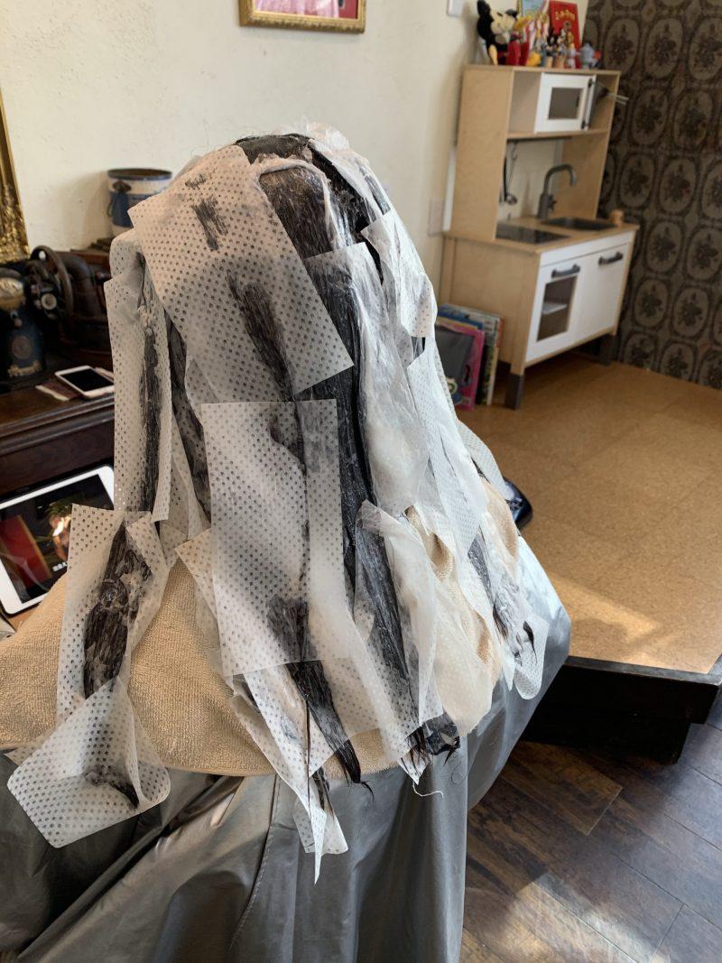 美容院 縮毛矯正 美容室 ヘアサロン 藤沢 美容院 施術事例 ヘアスタイル ビフォーアフター 施術事例 くせ毛